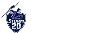 storm 20 years and australian ballet logo