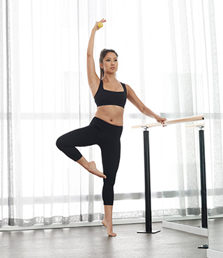 , Barre Classes