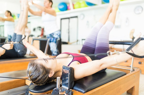 Getting to Know Your Pilates Reformer Machine