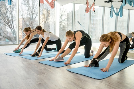 Group Fitness Classes at Kaya: What we offer, and how to know if it's right for you.