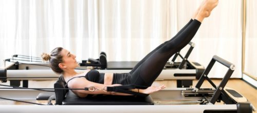 Does Pilates give you a toned stomach?