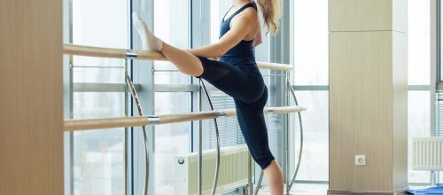 Getting Back into Shape After Iso With Barre Classes