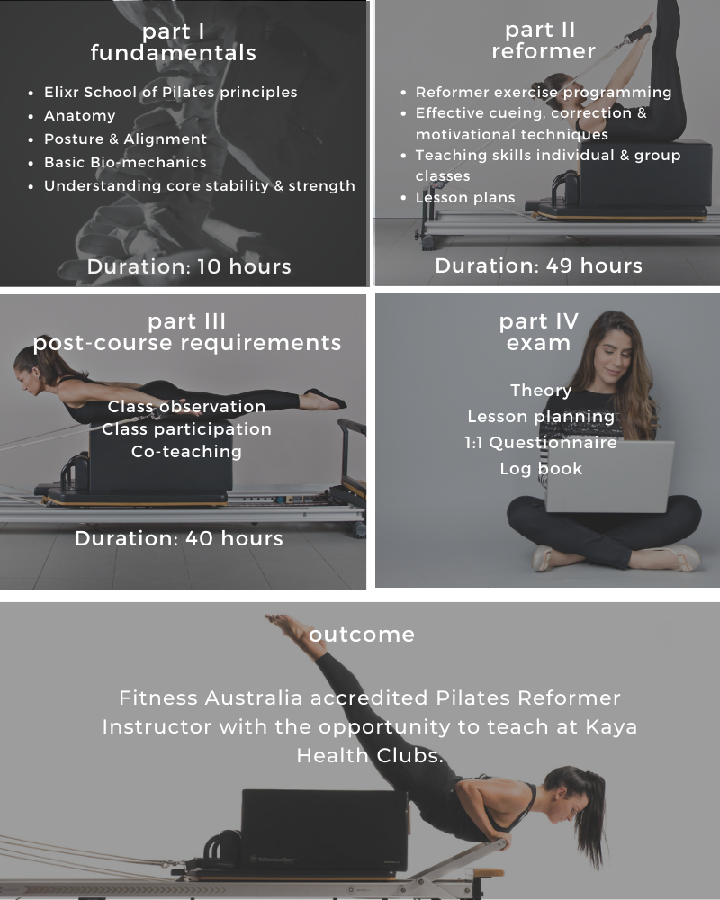 , Pilates Teacher Training