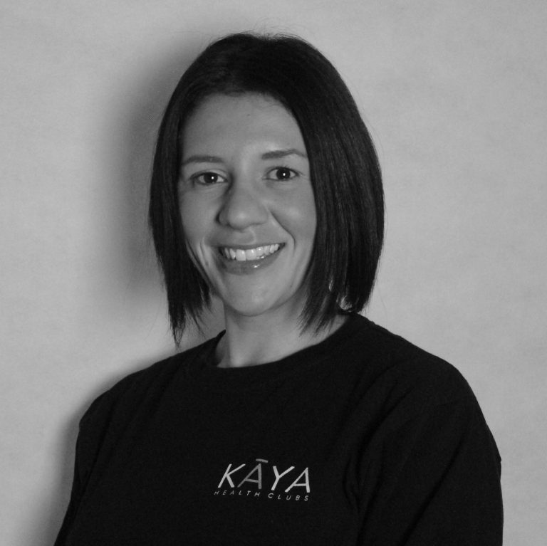 Koula Ruggeri-Team-Member-At-Kaya-Health-Clubs